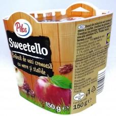 Творожный десерт Яблоко+Изюм Sweetello Purus desertas 150 г
