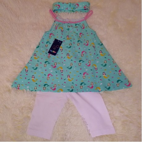 Детский костюмчик для девочки Lupilu (размер 80)