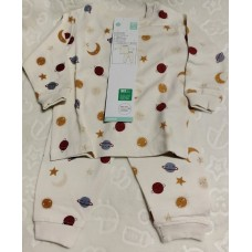 Пижама детская Zeeman на 6-9 мес (размер 74)