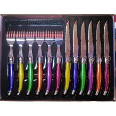 Набор столовых приборов (6 вилок и 6 ножей) Ernesto