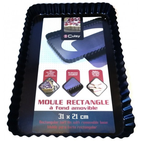 Форма для выпечки Moule Rectangle 31 x 21 см