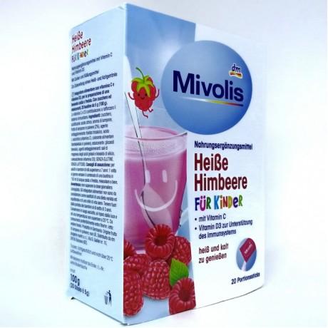 Витаминный комплекс для детей Heiße Himbeere 100г (20 пак)
