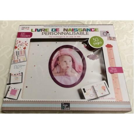 Альбом для новорожденного TOM&ZOE, Франция